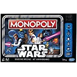Hasbro - Monopoly Star Wars 40th anniversary