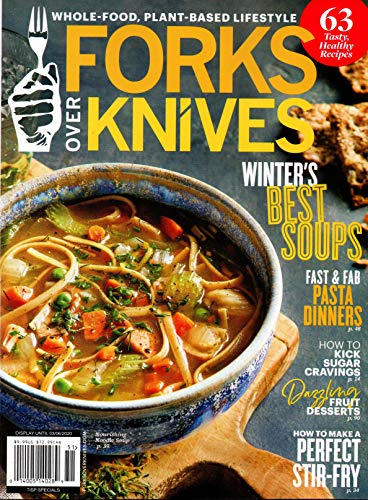 Forks Over Knives Magazine (Winter, 2020) Winter