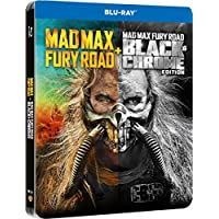 Mad Max: Fury Road - Black & Chrome Edition (Steelbook) (2-Disc)