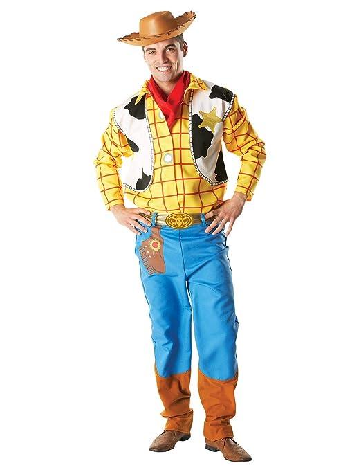 42e17e6f6c611 Disfraz Oficial de Woody de Toy Story