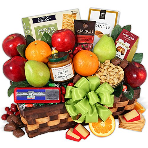 Orchard's Abundance – Fruit Gift Basket