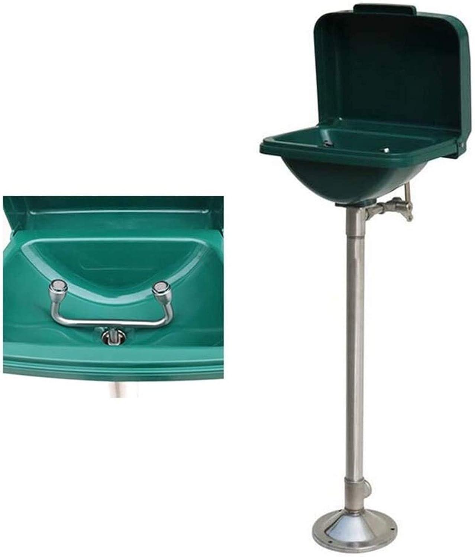 Pedestal montado en la estación de Lavaojos de Emergencia con grandes flip Tazón ojos y la cara de lavado Lavadora Sink seguridad for ojos boquilla gira for una dirección ajustable y el flujo de agua