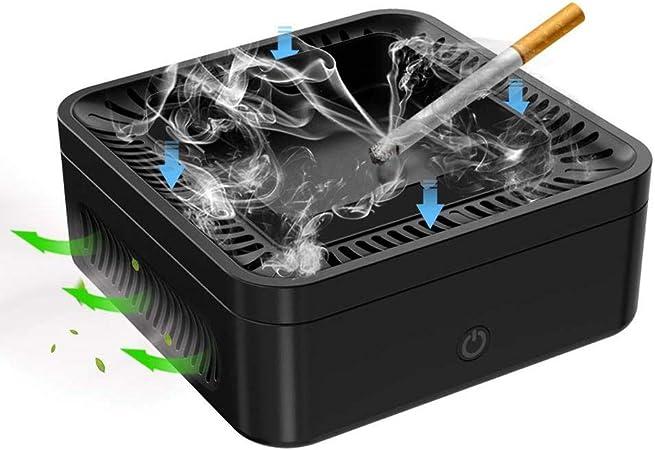 BESTNIFY USB Recargable Purificador de Aire Multifuncional, Sin ...