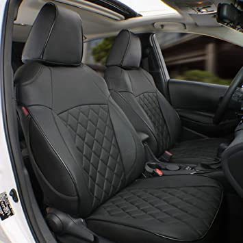 Auto Car Seat Cover Full Set Accent Cushion Protector Fit for Camry RAV4 CRV