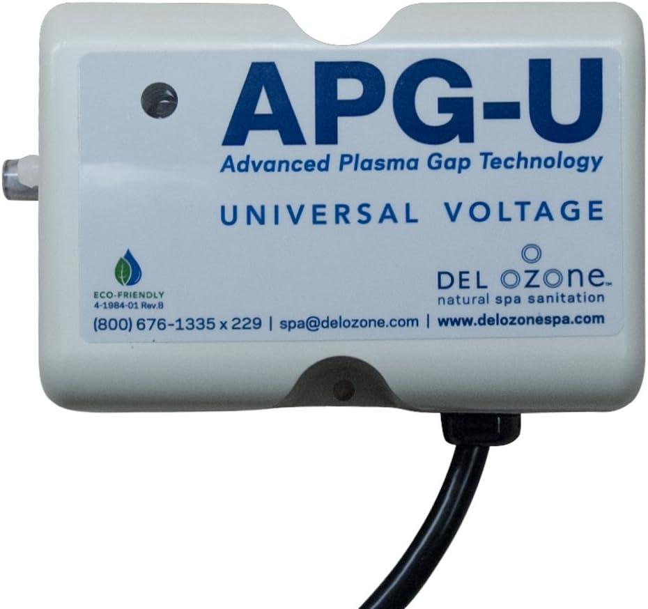 Ozonator hot tub-QCA Spas Ozone Generator