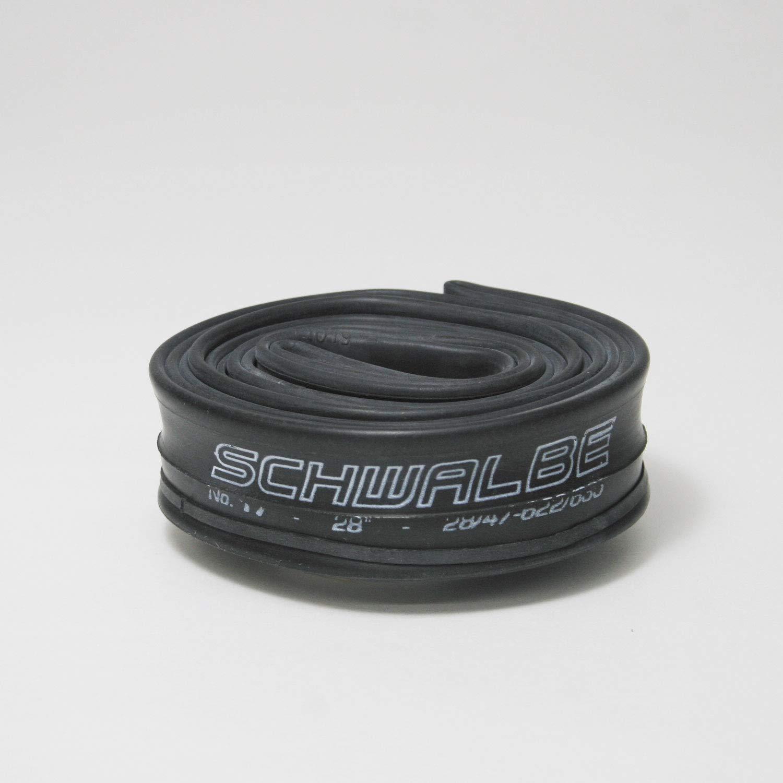 Schwalbe 19 - Cámara de Aire para Bicicletas (28 Pulgadas) Negro ...
