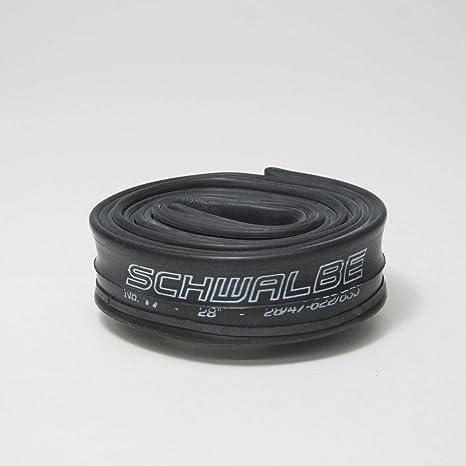 Schwalbe 19 - Cámara de Aire para Bicicletas (28 Pulgadas) Negro Negro Talla:29 Zoll: Amazon.es: Deportes y aire libre
