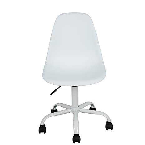 Amazon Com Yingxinguang Office Swivel Chair Tulip Lounge Movable