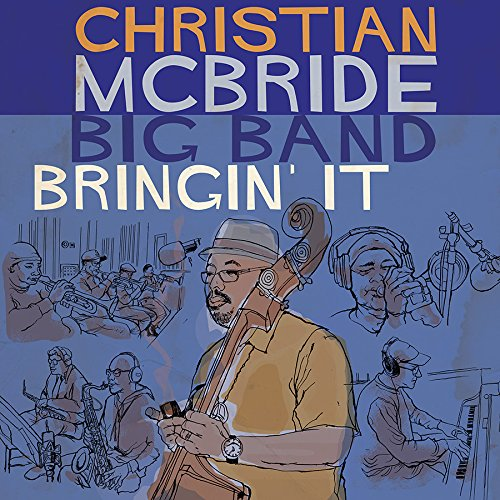 Vinilo : Christian McBride - Bringin' It (180 Gram Vinyl, 2 Disc)