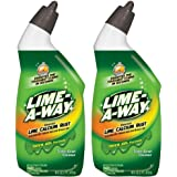 Lime-A-Way Toilet Bowl Cleaner, Liquid 16 oz (Pack of 2)