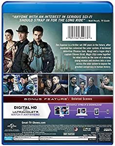 The Expanse: Season 1 [Blu-ray] from Universal Pictures Home Entertainment