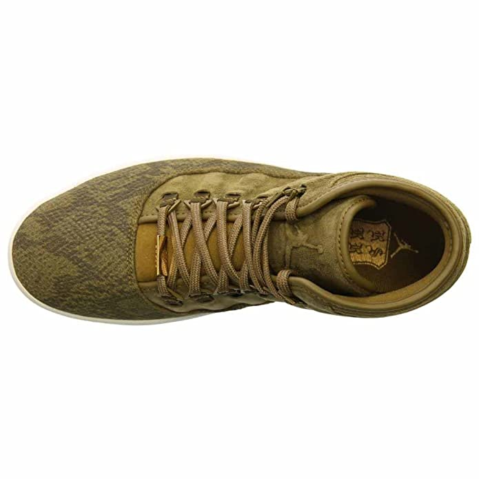 92ec3b194399 Jordan Men Westbrook 0 (Green Militia Green Black   Light Bone White) Size  8 US  Amazon.in  Shoes   Handbags