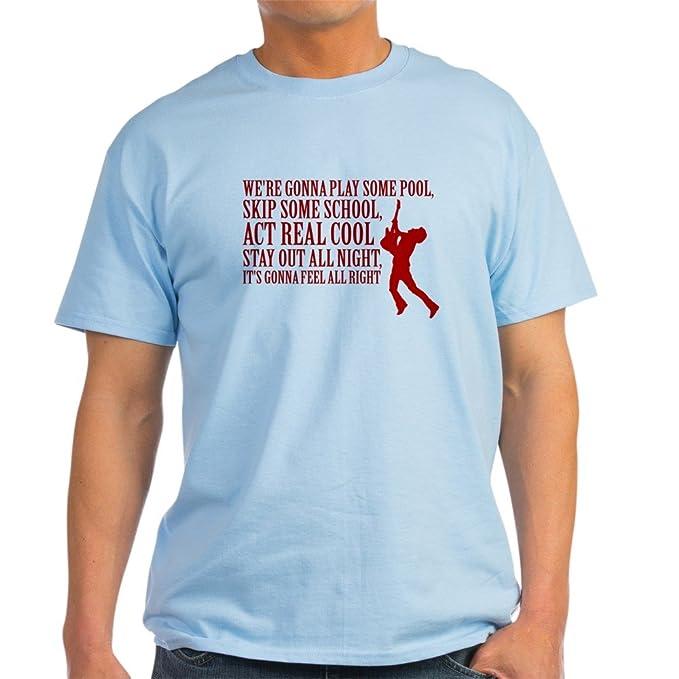 6f471a5e4 CafePress - Bruce Springsteen Rosalita Lyric Shirt Light T-Shi - 100%  Cotton T-Shirt: Amazon.ca: Clothing & Accessories