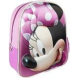 Minnie Mouse CD-21-2107 2018 Mochila Infantil, 40 cm, Multicolor