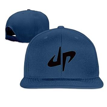 Hittings Unisex DP Logo Dude Perfect Baseball Caps Hat One Size Black