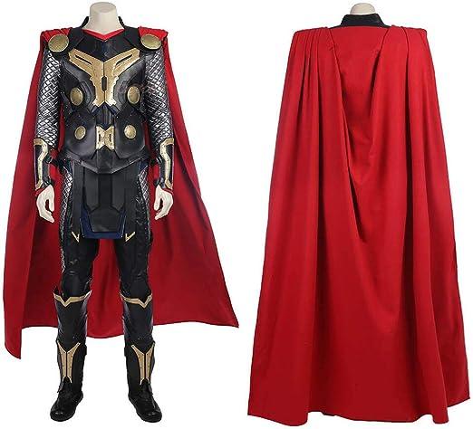 BLL Thor: el Mundo Oscuro Thor Odinson Traje de Cosplay, Disfraces ...