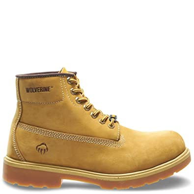 Amazon.com: Wolverine Men s Polk Low Work Boot: Shoes
