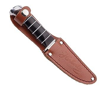 Etiqueta para cuchillo, A continuación, AISI 420 de acero ...