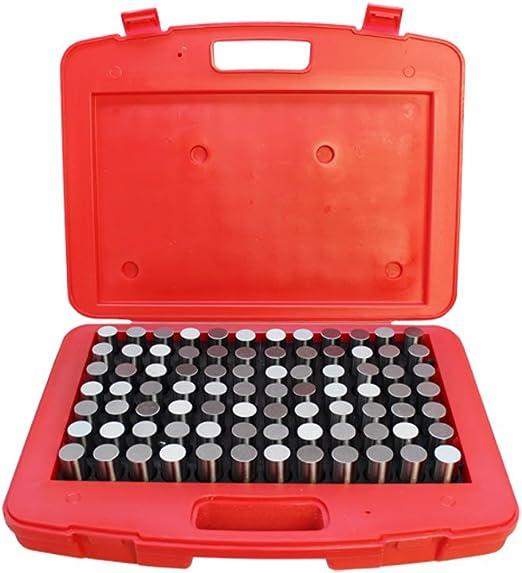 84 Pc M6 .833-0.916/'/' Steel Plug Pin Gage Set MINUS Pin Gauges Metal Gage Gauges