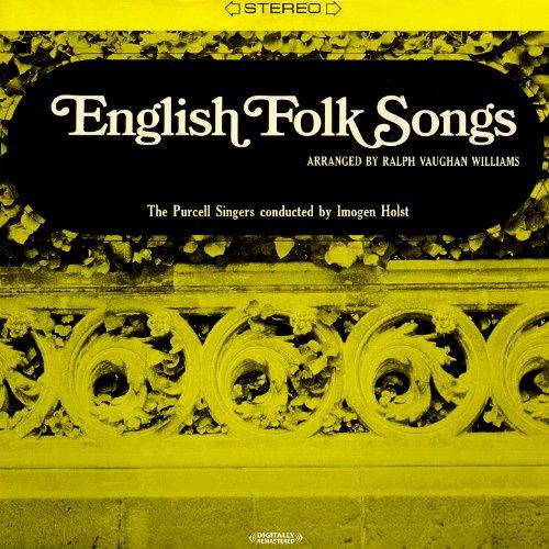 English Folk Songs (Digitally Remastered)