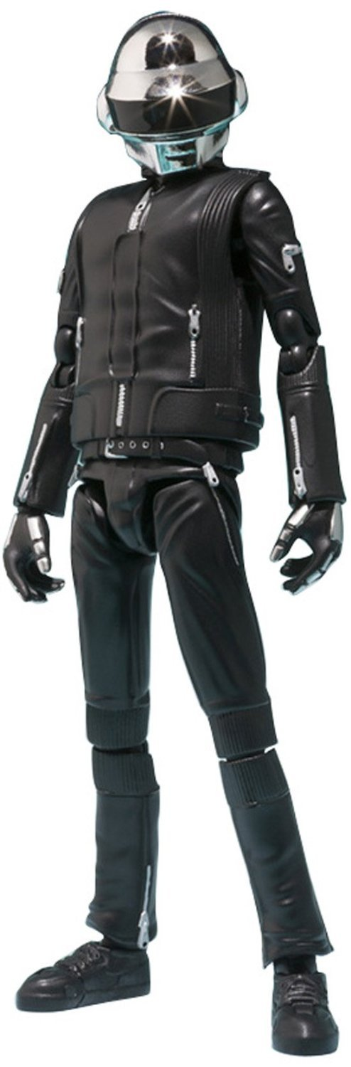 Bandai Tamashii Nations S.H. Figuarts Thomas Bangalter Daft Punk Action Figure [並行輸入品] B014RHA0OW