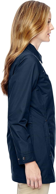 North End Womens Excursion Ambassador Lightweight Jacket 78218 Ash City