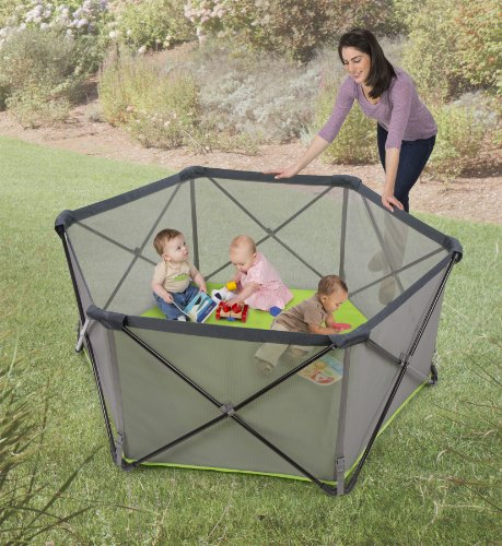 Large Product Image of Summer Infant Pop N' Play Portable Playard