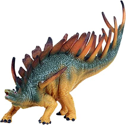 Jurassic Realistic Kentrosaurus Dinosaur Figure Model For Kids Dino Toy Gift