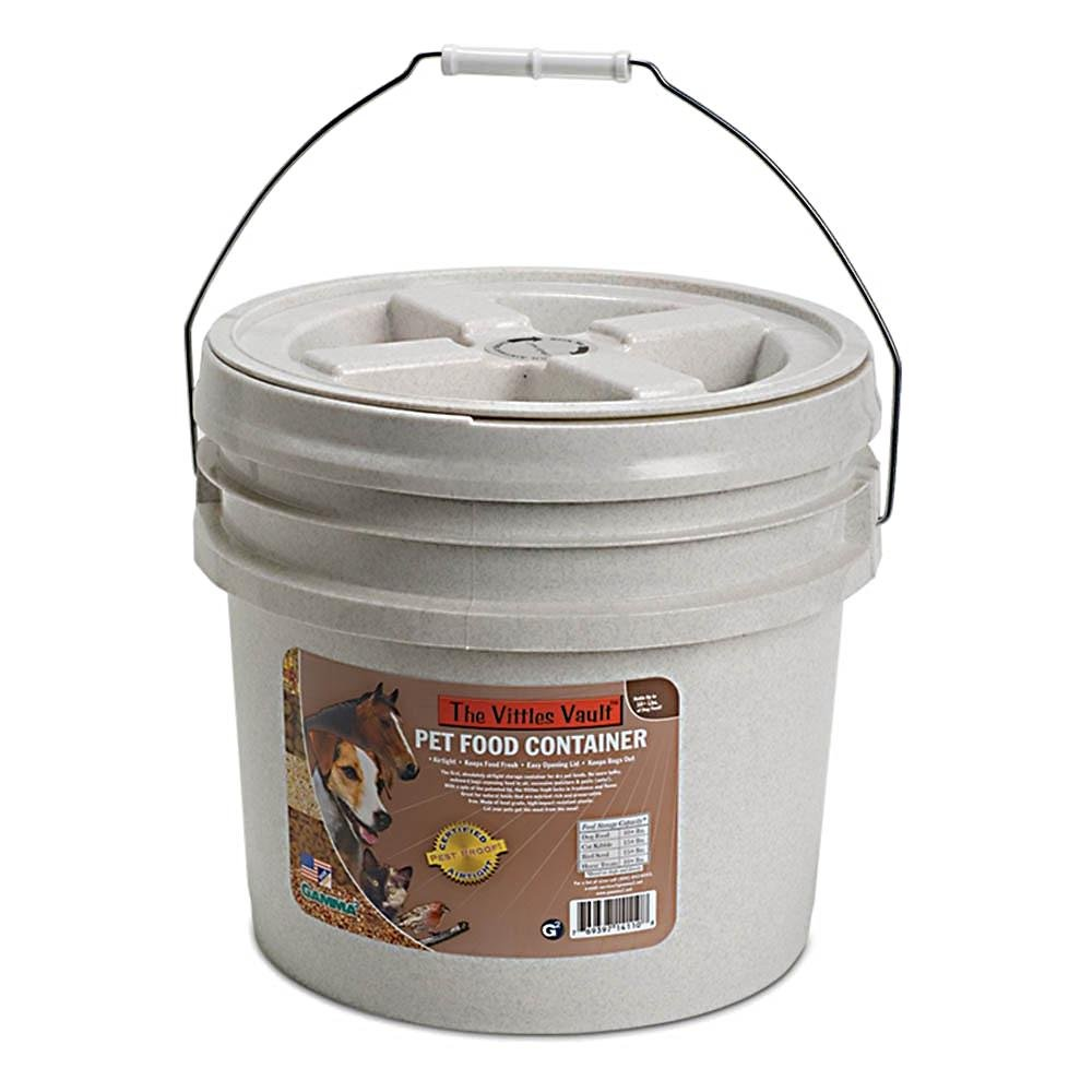 Gamma Plastics Inc. DGA14110 Vittles Vault Pet Food Container