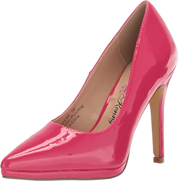 Penny Loves Kenny Womens Roadie Pump