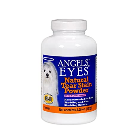 Amazon com : Angels' Eyes Natural Tear Stain Eliminator Remover