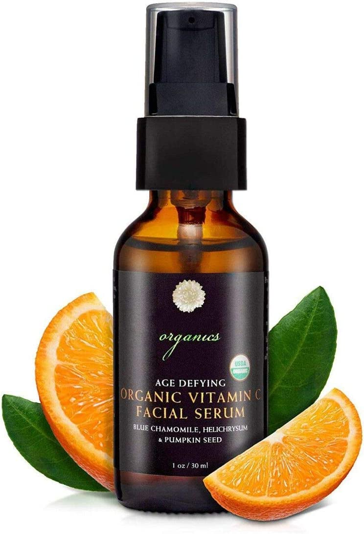 vitamina c, suero facial serum