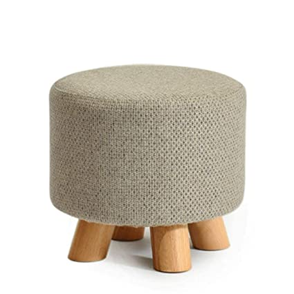 Admirable Amazon Com M Zmds Wood Support Upholstered Footrest Frankydiablos Diy Chair Ideas Frankydiabloscom