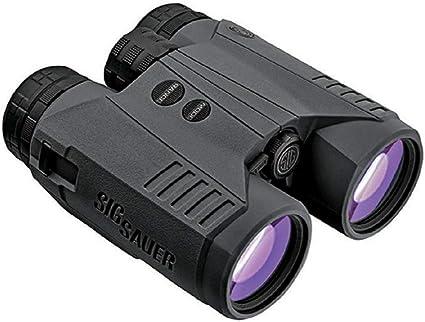 Sig Sauer Kilo 3000BDX Binocular Laser RANGEFINDER, Black, 10X42