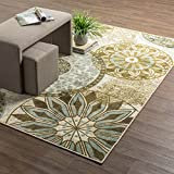 Cheap Mohawk Home New Wave Inspired India Light Multi Rug, 7'6 x 10′