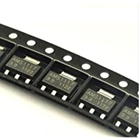Abhith India AMS1117-3.3 AMS1117-3.3V AMS1117 LM1117 1117 SOT223 Voltage Regulator -Pack of 5