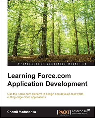 Learning Force.com Application Development by Chamil Madusanka (27-Apr-2015)