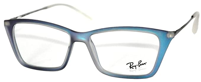 Amazon.com: Ray-ban Rx Eyeglasses Frames Rb 7022 5496 54x14 ...