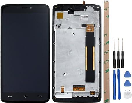 Ocolor Reparación y reemplazo para Cubot MAX +LCD Display + Digitizador de pantalla táctil + Marco+Un conjunto de herramientas: Amazon.es: Electrónica