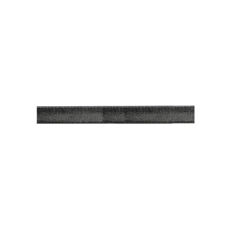 S.I.C. 両面別珍リボン 3mm C/#105 スチールブラック 1反(40m) SIC-109   B07LG45PX2