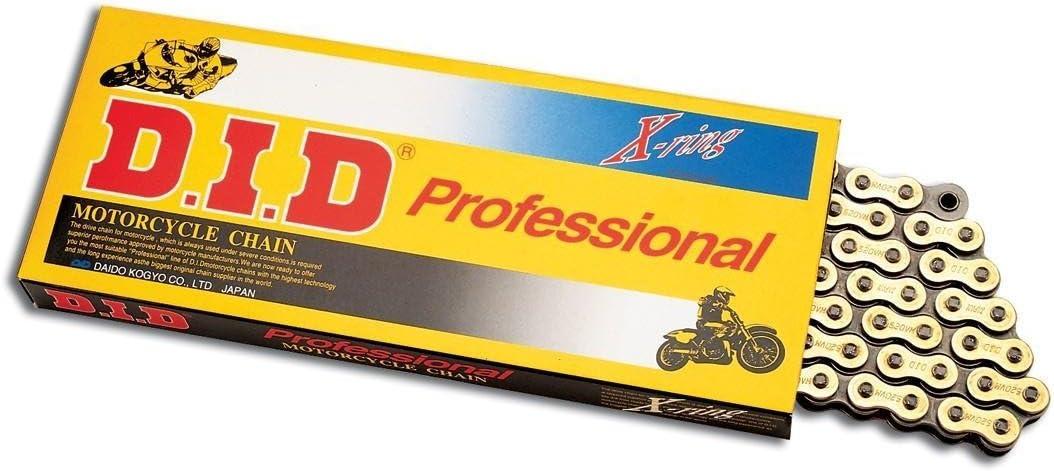 D.I.D DID 530 ZVM-X Gold Chain 116L /& JT Sprocket Kit 17T//41T ZX-14 Ninja