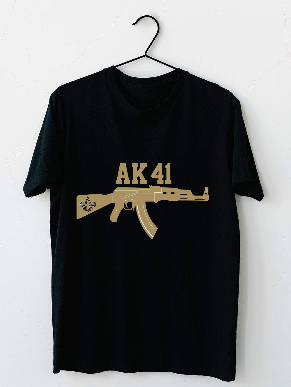 info for 760c7 acec2 Amazon.com: Alvin Kamara AK41 Cotton short sleeve T shirt ...
