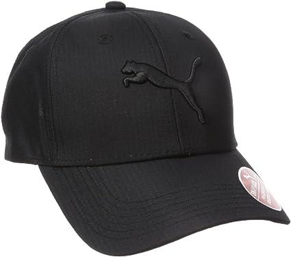 PUMA Mens Evercat Icon Snapback Cap, Black, One Size: Amazon.es ...