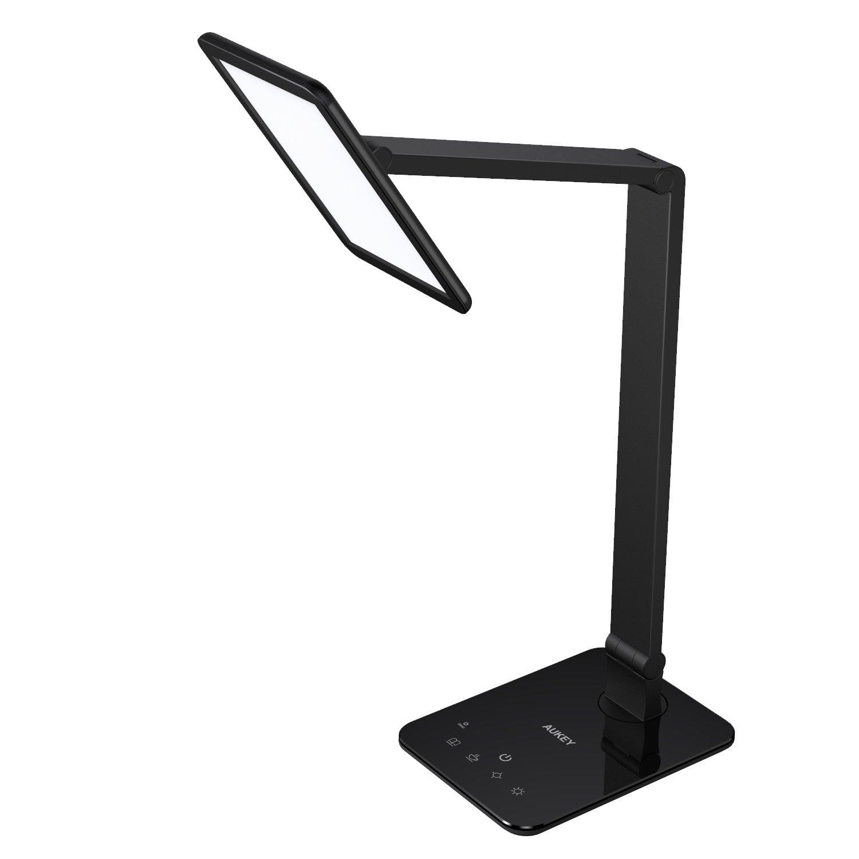 Werbung: LED Schreibtischlampe / Bild: Amazon.de
