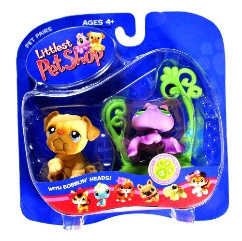 (Hasbro Year 2006 Littlest Pet Shop Pet Pairs