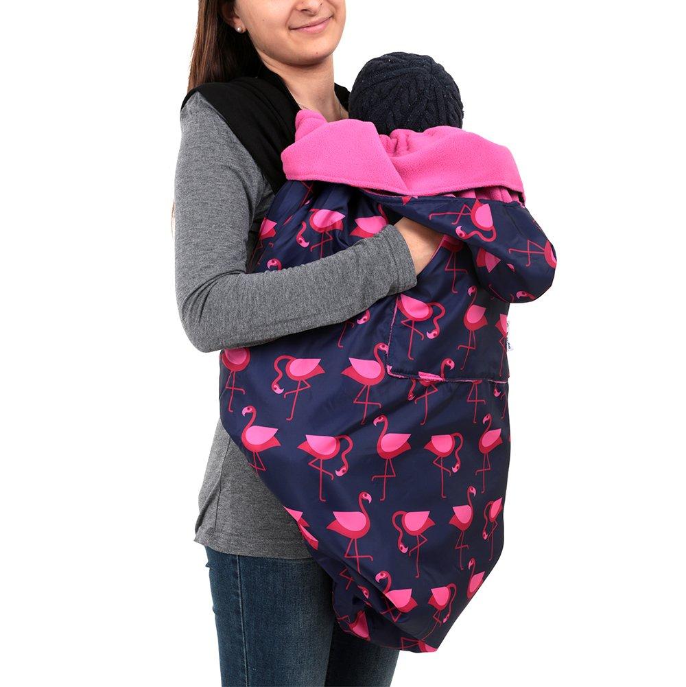 BundleBean Wetterschutz-Cover für Babytragen