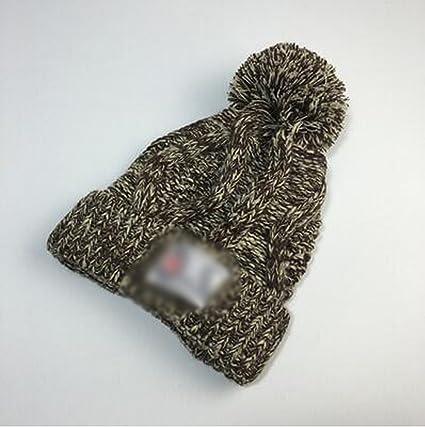 Hiver Bonnets Tricot Femme Chapeau Chapeaux D/'hiver Pour Femmes Beanie Filles Skully