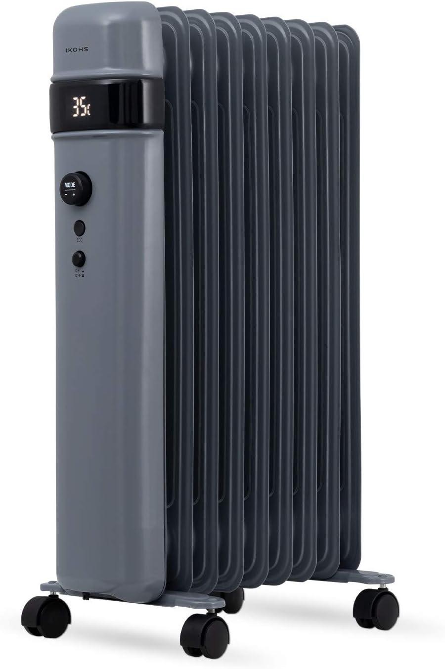IKOHS ORH2000 - Radiador de Aceite (Gris)