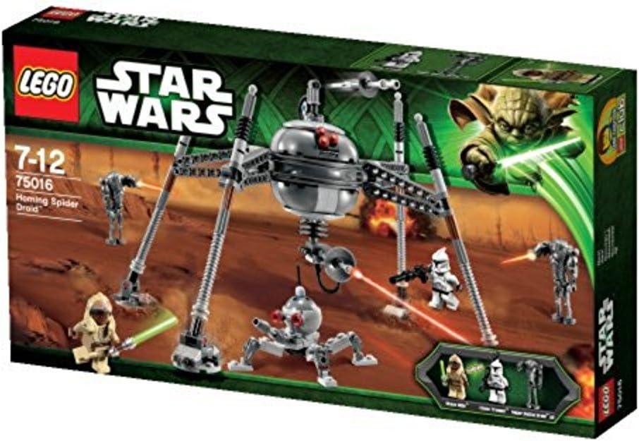 LEGO Star Wars(TM) Homing Spider Droid(TM) 75016