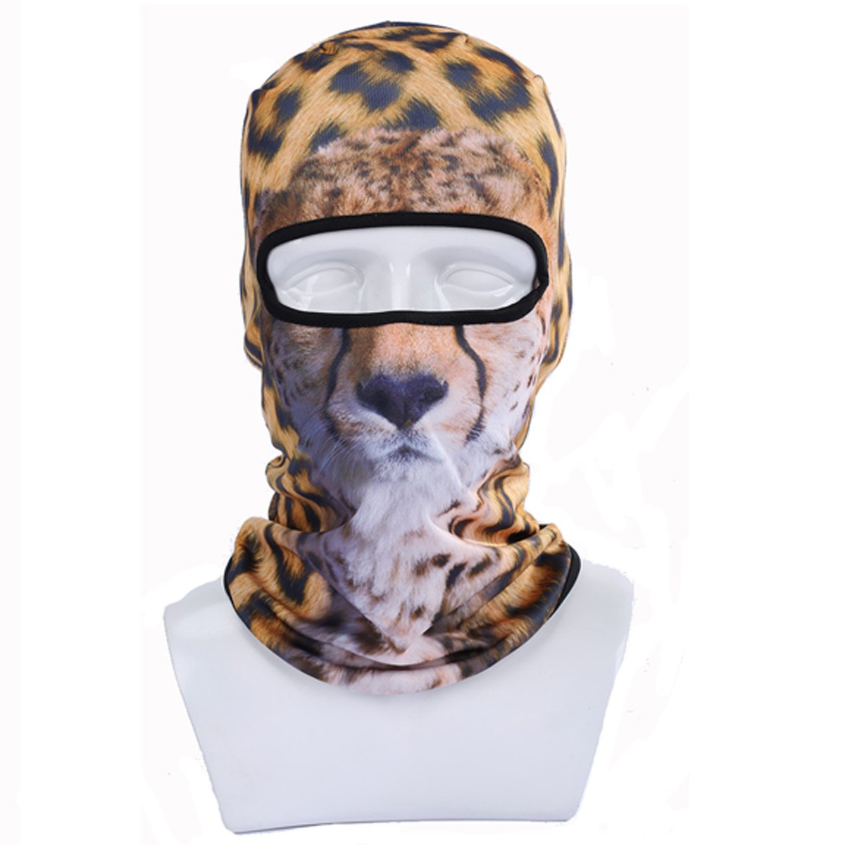 ECYC/® Face Mask Winter Motorcycle Balaclava Hood Outdoor Sport Cosply Costume